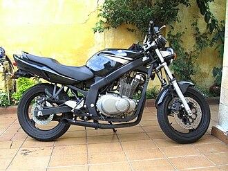 Suzuki GS500 - 2002 Suzuki GS 500