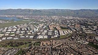 Silicon Valley Region in California, United States