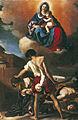 Guercino - Martyre de saint Jean et saint Paul - Musée des Augustins - 2004 1 53.jpg
