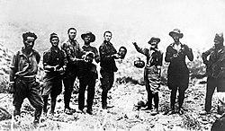 Guerre du Rif massacre 1922