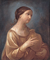 Magdalene with the Jar of ointment