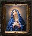 Guido reni, madonna in estasi, olio su tela, 83x68 cm, coll. privata.JPG