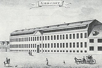 Rigensgade - The Gold House