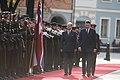 Gundars Daudze piedalās Veseksas grāfa un grāfienes oficiālajā sagaidīšanas ceremonijā (43384643350).jpg