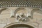Gurk Dom Hauptapsis Relief Loewe mit Basilisk 15042015 0759.jpg