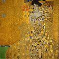 Gustav Klimt - Porträt der Adele Bloch-Bauer I (1907).jpg