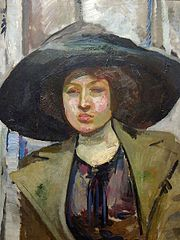 Portret Kazimiery Felix
