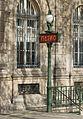 Hôtel de Ville metro station, Paris 7 April 2014 002.jpg