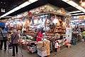 HK 上水 Sheung Shui 石湖墟市政大廈 Shek Wu Hui Municipal Services Building 上水街市 food Market interior June 2018 IX2 01.jpg