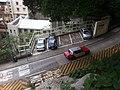 HK 上環 Sheung Wan 醫院道 Hospital Road outdoor carpark Dec-2011.jpg