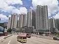 HK 城巴 619 CityBus 遊車河 tour view 觀塘區 Kwun Tong District 藍田 Lam Tin 鯉魚門道 Lei Yue Mun Road June 2020 SS2 01.jpg