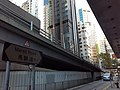 HK CWB 銅鑼灣 Causeway Bay 告羅士打道 Gloucester Road 馬師道 Marsh Road flyover bridge November 2019 SS2 01.jpg