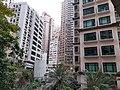 HK Central-Midlevels SOHO escalators view Robinson Road November 2020 SS2 15.jpg