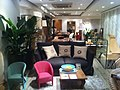 HK Central Soho night Furniture shop Feb-2012.jpg