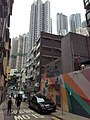HK SW 上環 Sheung Wan 四方街 Square Street Rich View Terrace Rank Lane March 2020 SS2 03.jpg
