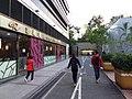 HK TSO 將軍澳 Tseung Kwan 唐德街 Tong Tak Street cycle lane December 2018 SSG 08.jpg