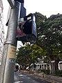 HK TST 尖沙咀 Tsim Sha Tsui 彌敦道 Nathan Road traffic light after the war January 2020 SS2 01.jpg