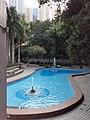 HK WC Wan Chai Park LCSD fountain blue water pool April 2021 SS2.jpg