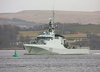Future of the Royal Navy - HMS Forth
