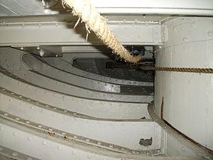HMS Gannet 1878 propellor access tube.JPG