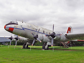 Winthorpe, Nottinghamshire - Newark Air Museum