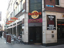 Image result for Hard Rock Hotel in Dublin