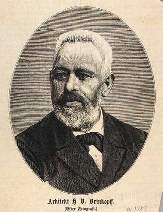 Henrik Vilhelm Brinkopff - Henrik Vilhelm Brinkopff.