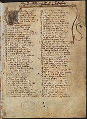 Haags liederenhandschrift