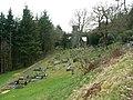 Hafod Church and yard - geograph.org.uk - 751526.jpg