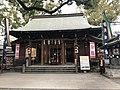 Haiden of Kitaoka Shrine 2.jpg
