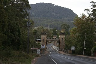 Kangaroo River (Shoalhaven) tributary of the Shoalhaven River in New South Wales, Australia