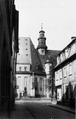 Hanau Neustadt - Niederländisch-Wallonische Kirche von der Schäfergasse 4.png