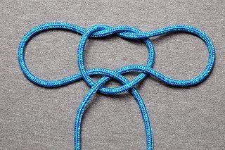 Handcuff knot