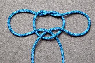 Handcuff knot - Image: Handcuff knot ABOK 1140