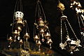 Hanging vigil lamps. Church of the Holy Sepulchre, Jerusalem 013 - Aug 2011.jpg
