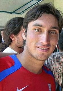 Hans Martínez Chilean footballer