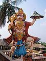 Hanuman Statue In Haladiagada Kendrapada.JPG
