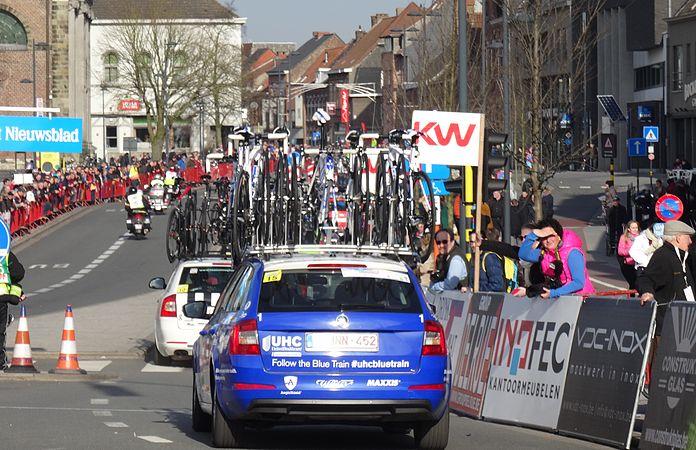 Harelbeke - Driedaagse van West-Vlaanderen, etappe 1, 7 maart 2015, aankomst (A21).JPG