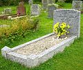 Harold Wilson's grave St Mary's, Old Town - geograph org uk - 934336 (cropped).jpg