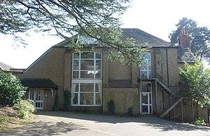 Harry Edwards (healer) - The Harry Edwards Spiritual Healing Sanctuary at Shere, Surrey