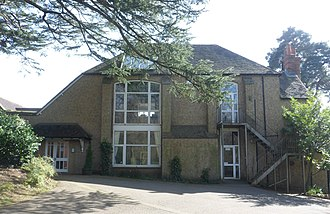 Harry Edwards (healer) - The Harry Edwards Spiritual Healing Sanctuary at Shere, Surrey