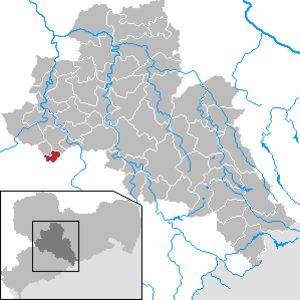 Hartmannsdorf, Mittelsachsen - Image: Hartmannsdorf in FG