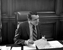Harvey Milk at Moscone desk cropped 300