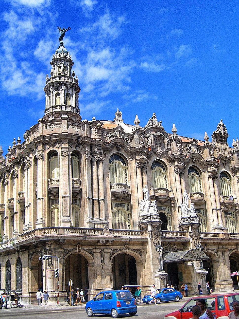 Havana Theatre