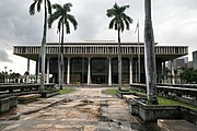 Hawaii State Capitol, Honolulu