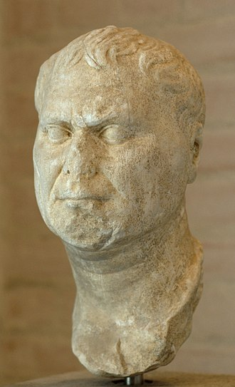 Early life of Augustus - Head of statue, thought to be Gaius Octavius, ca. 60 BC, Munich Glyptothek