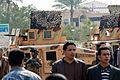 Heavy security at the rally - Flickr - Al Jazeera English.jpg