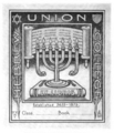 Hebrew Union College bookplate.png