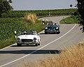 Heidelberg Historic 2015 - Mercedes Benz 190 SL Cabriolet 1961 und Austin Healey 3000 MK 1961 2015-07-11 16-03-27.JPG