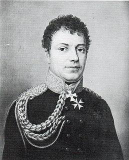 Heinrich Menu von Minutoli German general